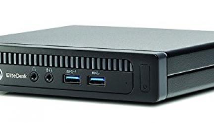 HP EliteDesk 705 G1 Review