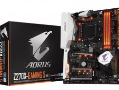 AORUS GA-Z270X-Gaming 5 Review