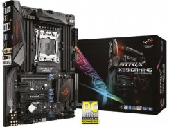 Asus Strix Gaming X99 review: BROADWELL-E FINDS ANOTHER HOME