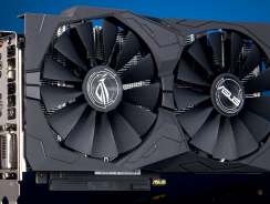 Asus Strix GeForce GTX 1050 Ti Review