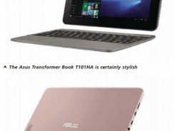 Asus transformer book T101HA Review: A decent 2-in-1, with a good battery life