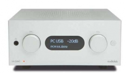 Audiolab M-DAC+ Review