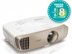 BenQ W2000 Projector review