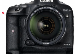 CANON EOS-1 D X MARK II Review