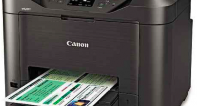 Canon Maxify MB5350 Review: Fast inkjet printer/scanner/copier