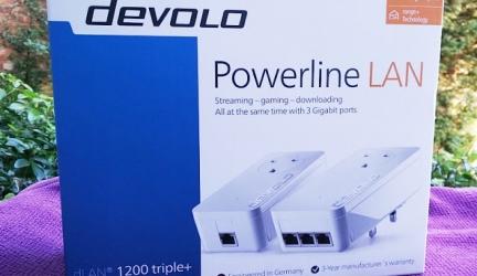 DEVOLO DLAN 1200 TRIPLE+ (STARTER KIT) Review: Wired world