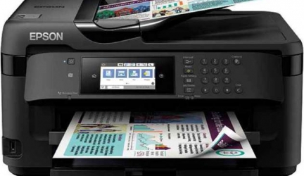EPSON WorkForce WF-7710DWF Review
