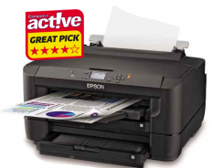 Epson WorkForce WF-7110DTW Review