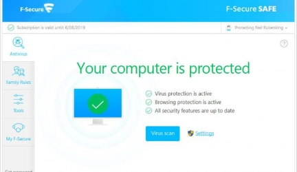 F-SECURE SAFE Review