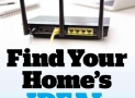 Find Tour Home's IDEAL ROUTER