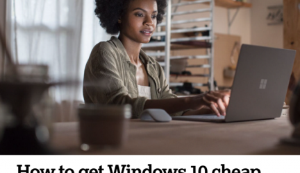 How to get Windows 10 cheap (or even for free)