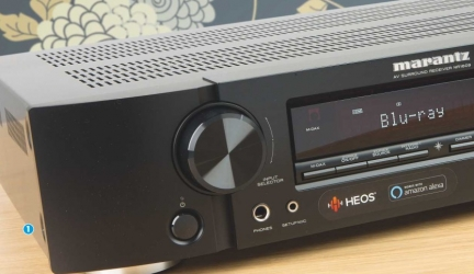 MARANT Z N R1609 Review: Slimline cinema sounds exciting