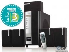 MS-Tech LD1500 5.1 Sound System