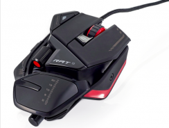 Mad Catz RAT 8 Review – Mouse with holes takes customization to another level