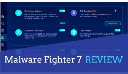 Malware Fighter 7 Review