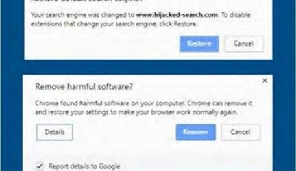 Master Chrome's Malware Tool