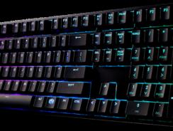 Cooler Master Masterkeys Pro L Mechanical Keyboard Review