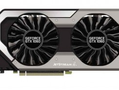 Palit GTX-1060 Super JetStream review