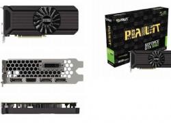 Palit GeForee GTX1060 StormX 3G Review