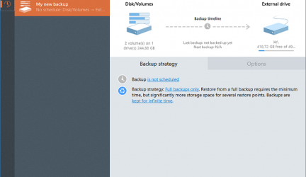 Paragon Backup Recovery Free 17 Review