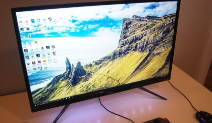 Philips 436M6 Review: Beautiful, but only from a distance