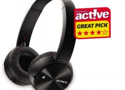Sony MDR-ZX330BT Review