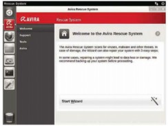 Avira Rescue System Review