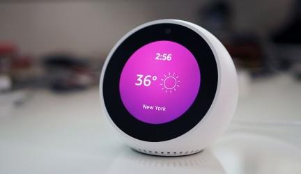 Amazon Echo Spot Review: Bedside manna