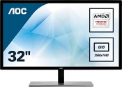 AOC Q3279VWFD8 Review: Something extra