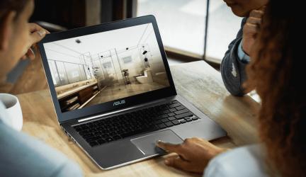 Asus ZenBook UX310UA Review: Lean, mean and devilishly good looking