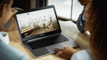 Asus ZenBook UX310UA Review: Lean, mean and devilishly good looking