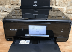CANON Pixma TS8050 Review: Sleek, swift, flexible and produces great creative results