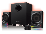 Sound BlasterX Kratos S5 Review: Let there be light (and sound)