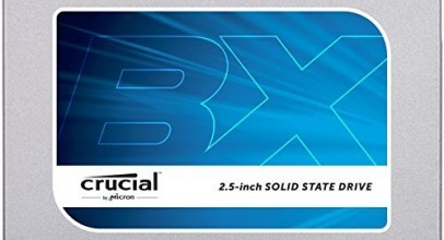 Crucial BX300 480GB Review