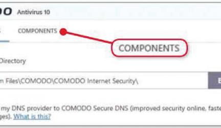 Comodo Free Antivirus review