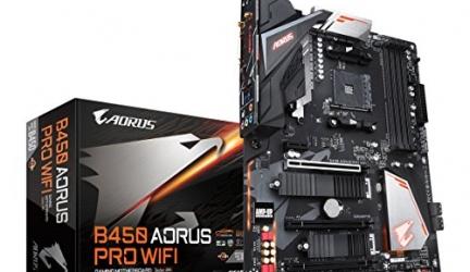 Gigabyte B450 I Aorus Pro Wifi Review