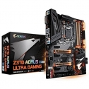Z370 Aorus Ultra Gaming Review: Turn on the bright lights