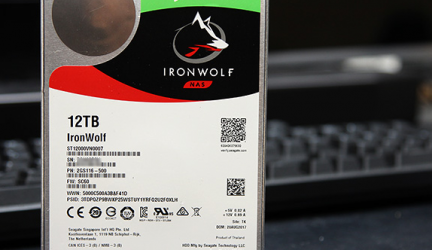 Seagate IronWolf 12TB Review