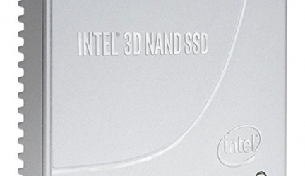 Intel SSD DC P4510 2TB Review: The artist formerly known as SFF-8639