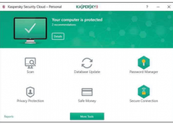 KASPERSKYSecurity Cloud Review