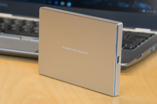 LaCie Porsche Design s-Mobile Drive USB-C 2TB review