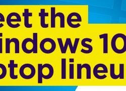 Meet the Windows 10 S laptop lineup