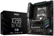 MSI X299 SLI Plus Review