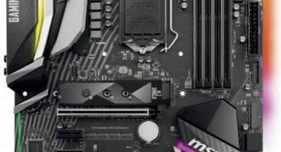 MSI Z370 Gaming Pro Carbon AC Review – Finally, something different