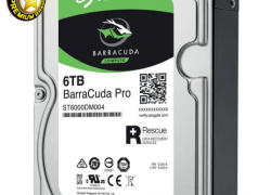 Seagate BarraCuda Pro 6TB Review