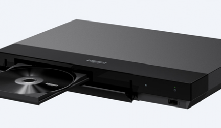 SONY UBP X700 Review: Compact Sony 4K spinner has Vision