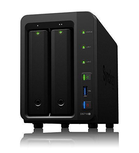SYNOLOGY DS718+ Review: A SOLID UPGRADE TO AN ALREADY EXCELLENT NAS