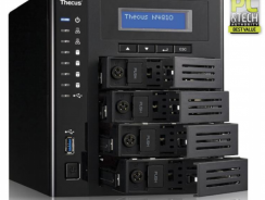 Thecus W4810 NAS Review