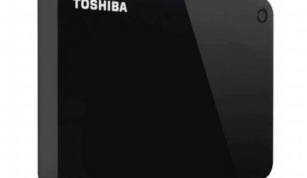 Toshiba Canvio Advance 2TB Review
